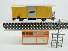 Bemo 2271 Gerätewagen der RhB HOm unbespielt OVP (134)