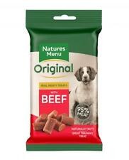Natures Menu Real Meaty Dog Treats | Dogs