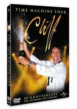Cliff Richard: 50th Anniversary Time Machine Tour [DVD]