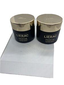 Crème soyeuse lierac, 50 ml x 2