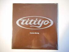 TITIYO : COME ALONG [ CD SINGLE NEUF PORT GRATUIT ]