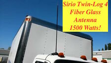 Sirio TWIN-LOG 4 1500 Watts High Performance CB Mobile Fiberglass Antenna
