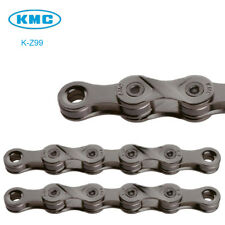 KMC Z99 Bicycle 9 Speed Bike Chain 116 link + Magic Button Fit Shimano SRAM
