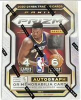 2020-2021 Panini NBA Prizm Basketball Blaster Box 24 Cards SEALED IN HAND