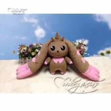 18'' Digital Monster Digimon Adventure Lopmon Plush Toy Stuffed Doll Handmade
