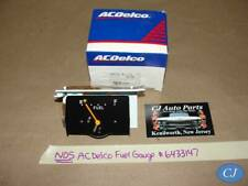 NOS 1981-1989 Cadillac Deville Fleetwood RWD FUEL GAS GAUGE WITH TELL TALE LIGHT