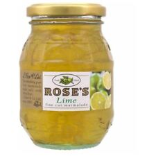 Rose's Lime Fine Cut Marmalade (454g) - Pack of 2