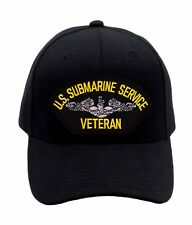 US Submarine Service Veteran - Hat (1443) BRAND NEW Ballcap Cap FREE SHIP! 16718