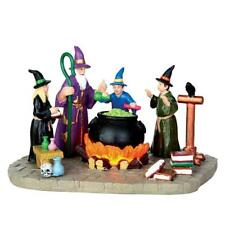New Lemax Spooky Town - Lemax Spooky Town - Sorcerer's Apprentice - Wicca -