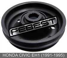 Crankshaft Pulley Engine D13B/D15B/Zc For Honda Civic Eh1 (1991-1995)
