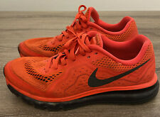 NIKE AIR MAX 2014 LT CRIMSON-BLACK-LASER CRIMSON-ATOMIC RED SZ 11 [621077-606]