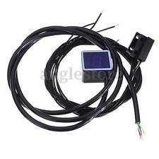 Motorcycle Bike Digital Gear Indicator Blue LED Display Shift Level Sensor US
