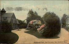 New Bedford MA Hazelwood Park c1910 Postcard