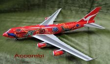 JC Wings 200 like Inflight 200 Gemini 200 Qantas Airways B747-400 'Wuanla' 1:200