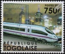 Spanish Railways (RENFE) AVE Class/Series 103 High Speed Train Stamp