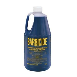 Barbicide Concentrate Solution Germicide Anti Rust Formula - 1.89L