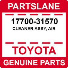 17700-31570 Toyota OEM Genuine CLEANER ASSY, AIR
