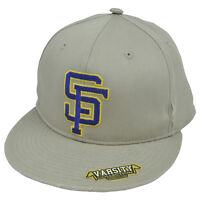 NCAA Top World Varsity Collection Flex Fit Ripped Hat San Francisco State Gators