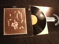 FAMILY - A Song For Me - 1970 Reprise Vinyl 12'' Lp./ VG+/ Prog Psych Rock
