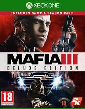 Mafia 3 Edición De Lujo Para XBOX One (nuevo Y Sellado)