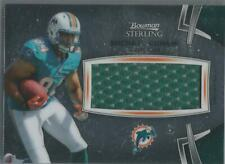 2012 Bowman Sterling #BSJRR-ME, Michael Egnew  Game Used Jumbo Jersey Card