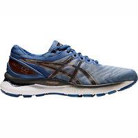 Asics GEL-Nimbus 22 2E [1011A685-023] Men Running Shoes Wide Sheet Rock/Grey