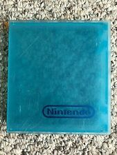 Original OEM (NES) Hard Shell Clear Plastic Game Cases (Blue,White,Pink,Green)