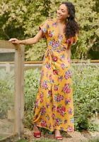 Matilda Jane Gaines These are the days Alana Maxi Dress size L Large NWT