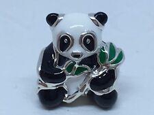 Authentic Pandora Charm Sweet Panda Mixed Enamel 796256ENMX