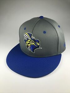 Atlantic League Sugar Land Skeeters Gray Hat NWT M/L