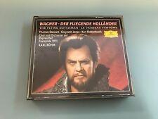 Wagner, Le vaisseau fantome, Böhm, 1971 festival de bayreuth