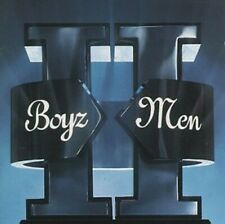II by Boyz II Men  (CD) Ships W/O Case OR W Case use Expedited Shipping