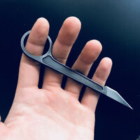 EDC Scalpel Blade Knife Mini Keychains Pocket Camping Knife Outdoor Multi Tools
