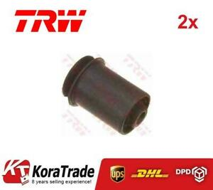 2x TRW JBU534 REAR CONTROL ARM TRAILING ARM BUSH X2 PCS