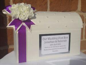 Wedding Card Post Box, Wedding Favours, Wishing Well, Wedding Guest book,