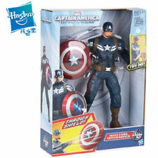 Marvel Avengers Serie Titan Hero Volt ALIANTE CAPITAN AMERICA Action Figure Giocattolo