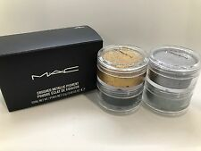 VERY RARE MAC Surf Baby Collection-CRUSHED METALLIC PIGMENT STACK Surf The Ocean