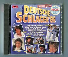 V.A. cd-sampler DEUTSCHE SCHLAGER '86 Kaczmarek ROLAND KAISER Leinemann R. Black