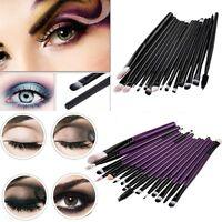 15pcs Pro Makeup Brush Set Powder Foundation Eyeshadow Eyeliner Lip Brushes Kit