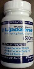 LIPOZENE MAXIMUM STRENGTH 1500 MG 1 BOTTLE 30 CAPSULES WEIGHT LOSS