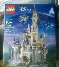 BRAND NEW SEALED LEGO DISNEY CASTLE 71040 arare Nice box