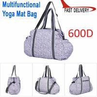 New Lightweight Large Capacity 600D Oxford Cloth Sports Gym Yoga Mat Storage Bag