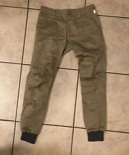 KITH Mercer Jogger Pants Mens Size 28 Tan Ankle 100% Authentic First Release