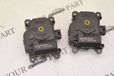 LEXUS RX 400h 2007 RHD HEATER BLOWER FLAP MOTOR ACTUATOR 063700-8810