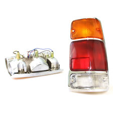 1988-2002 ISUZU TF RODEO LSE SPORT VAUXHALL BRAVA TRUCK UTE CHROME TAIL LIGHT LR