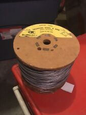 14 Ga Galvanized Electric Fence Wire Oklahoma Steel & Wire 1/4-Mile