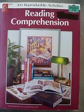 Reading Comprehension (grades 7-8), Instructional Fair, 1995, pprbk
