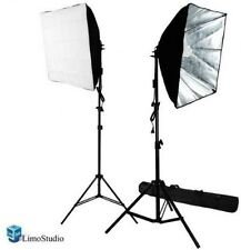 LimoStudio 700W Photography Softbox Light Lighting Kit Photo Equipment Soft 24