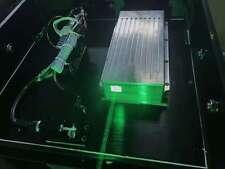 520nm 10000mW/10W Green Laser Module/TTL Modulation