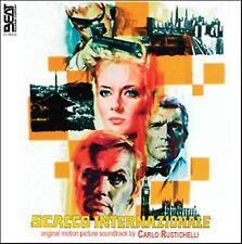 Carlo Rustichelli: Scacco Internazionale (New/Sealed CD)